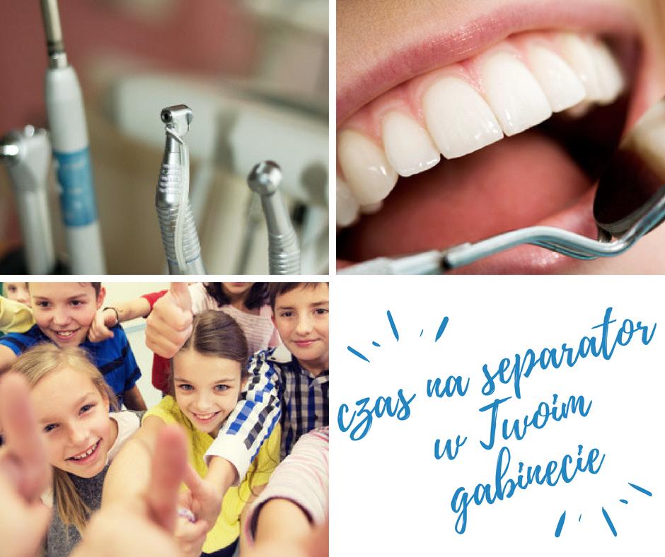 reklama, zdjęcia, stomatologia, separator amalgamatu