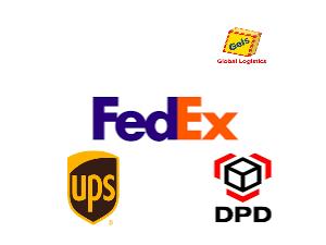 kurierzy,logistyka,przesyłki, fedex,ups, dpd, geis