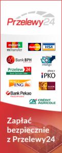 płatności, przelewy 24, visa, master card